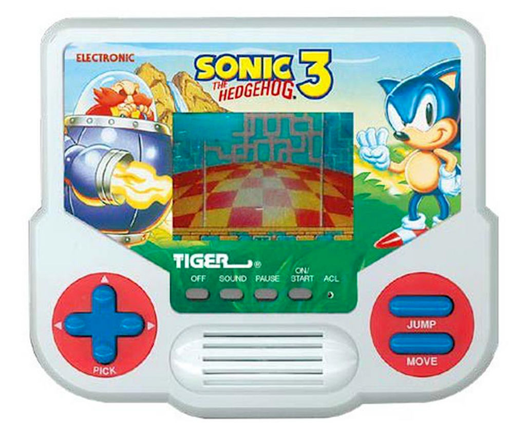 Hasbro brings back the 1990s with reboot of Tiger Electronics handheld games