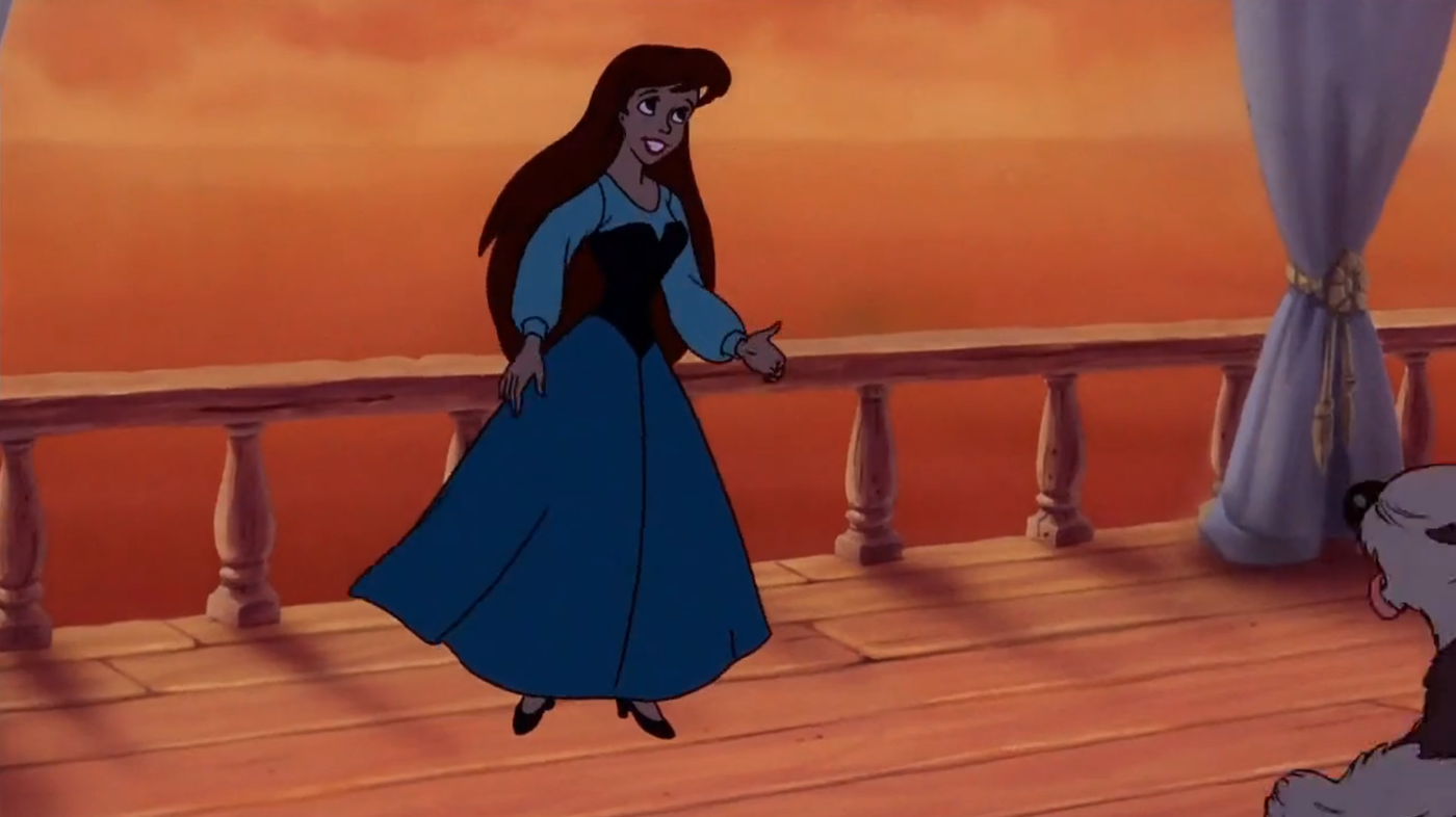 66 thoughts I had while watching 'The Little Mermaid' as an