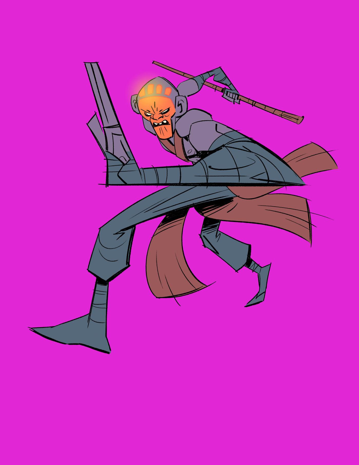Exclusive The Creators Of Rise Of The Teenage Mutant Ninja