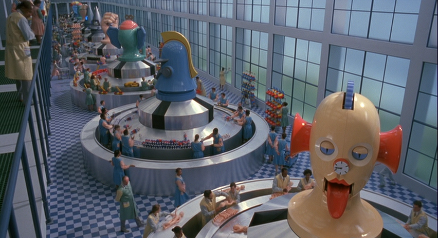 73 thoughts we had while watching the bonkers Robin Williams movie Toys    SYFY WIRE