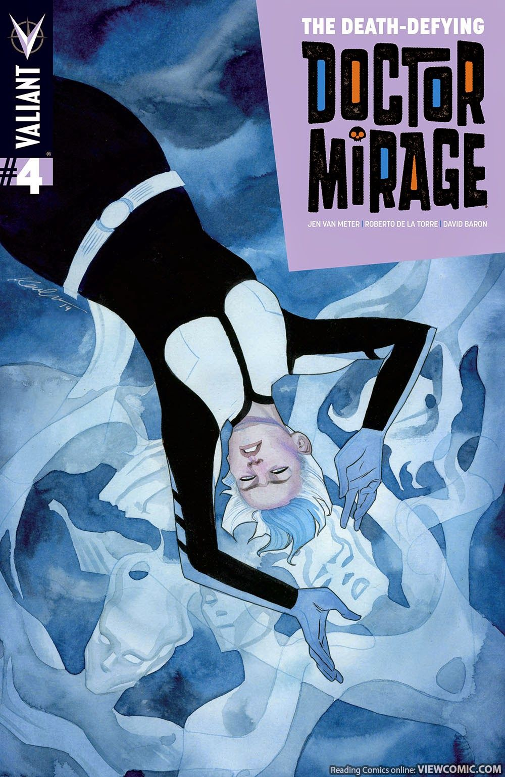Valiant Comics' Dr  Mirage heading to The CW as a TV series