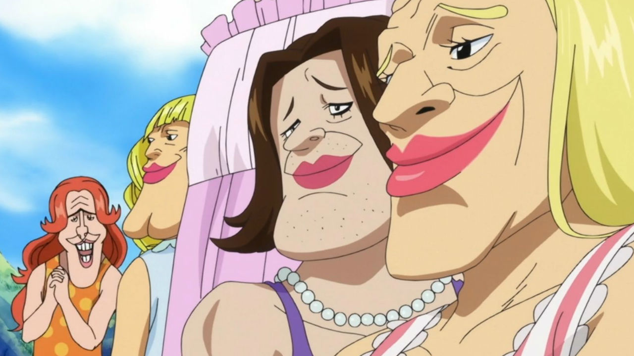 Problematic faves: One Piece