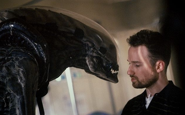 David Fincher directs an Alien | Alien 3 director's cut assembly cut special edition deleted footage scenes