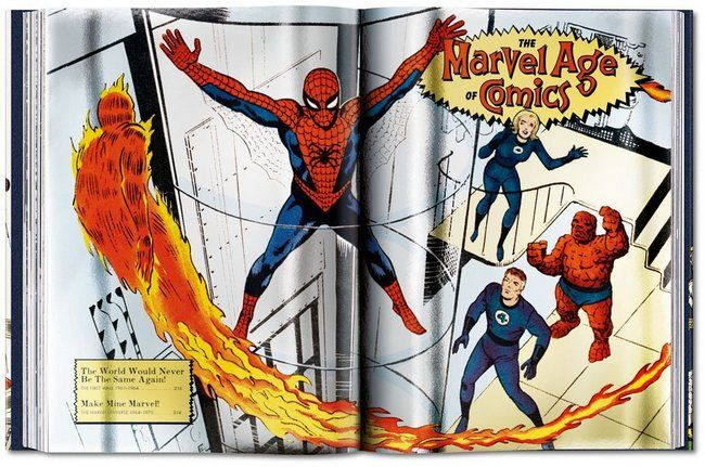 Exclusive: Take a deep dive into the history of Marvel with