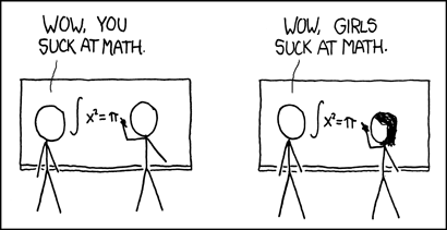 XKCD web comic is for people with brains and funny bones