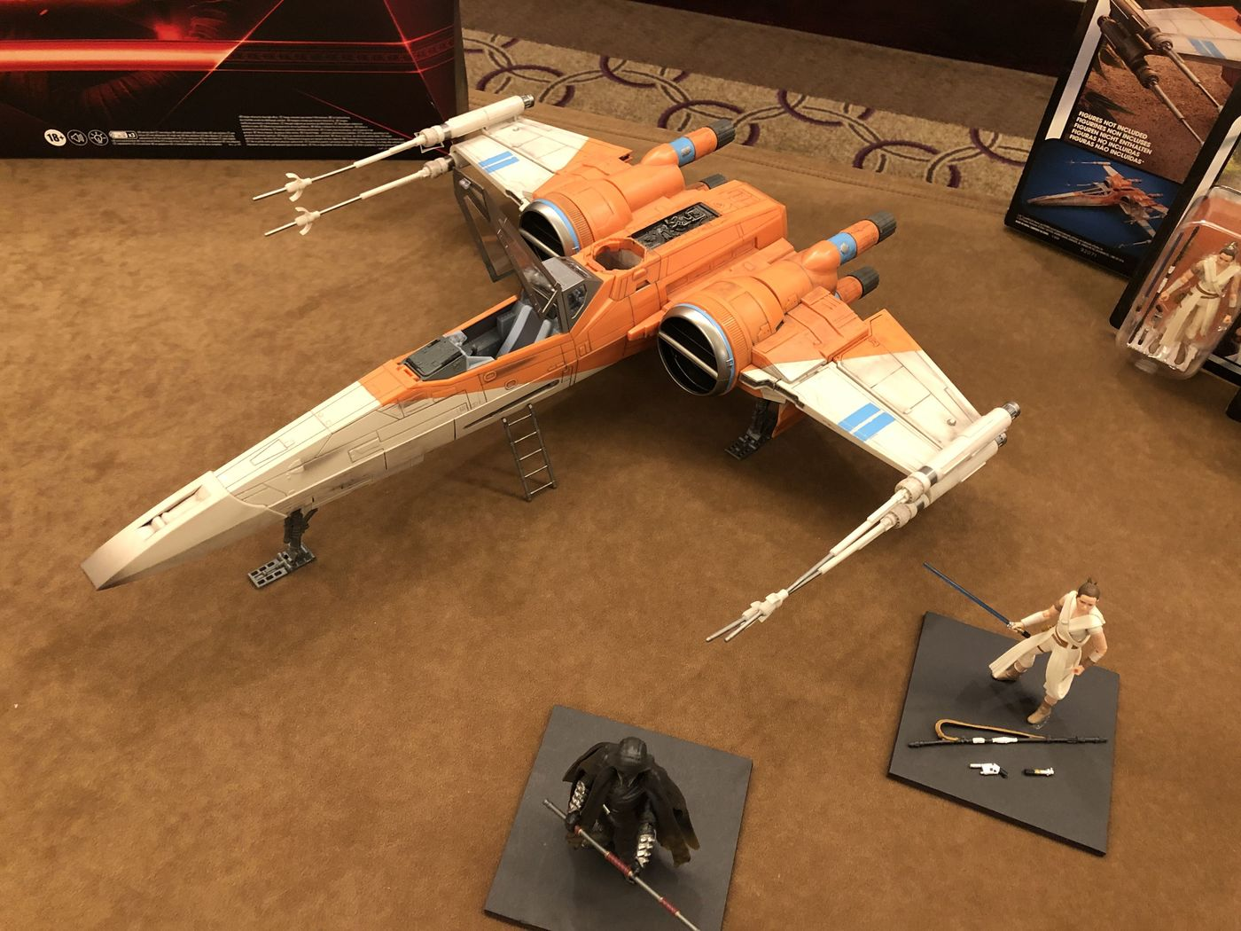 Star Wars Triple Force Friday Preview Including Poe S New X Wing