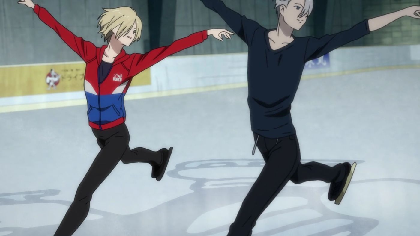 Yuri!!! on Ice is the queer figure skating anime you need