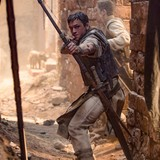 Robin Hood's Taron Egerton