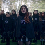 Cheryl funeral cheer squad Riverdale