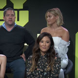 Cloak and Dagger cast Comic-Con