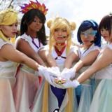 Corps cosplay dance crew