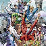 Shazam cover