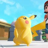 pokemon lets go nintendo switch