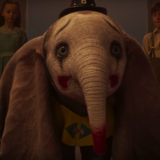 Dumbo Disney Tim Burton