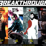 Valiant Breakthrough Hero
