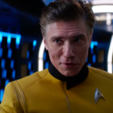 Anson Mount Christopher Pike Star Trek Discovery Season 2