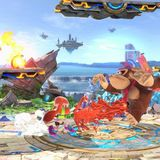 Super Smash Bros. Ultimate - Donkey Kong Stage