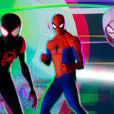 Spider-Man: Into the Spider-Verse Miles Morales Peter Parker Gwen Stacy