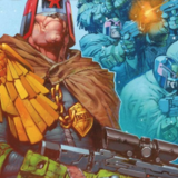 Judge Dredd Cold Wars Cover Hero