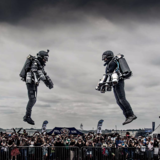 Daedalus jetpack via official website 2019