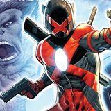Marvel Comics' Major X by Rob Liefeld