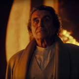 Ian McShane Mr. Wednesday American Gods Season 2