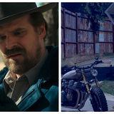 David Harbour Stranger Things Norman Reedus Walking Dead