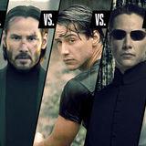 Debate Club: Keanu Reeves movies