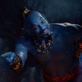 Aladdin Will Smith as the Genie Disney