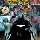 DC Comics: Zero Year front cover