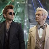 Good Omens David Tennant Michael Sheen
