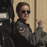 Brie Larson Carol Danvers Captain Marvel
