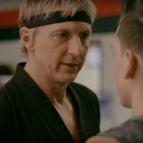 William Zabka as Johnny Lawrence in Cobra Kai