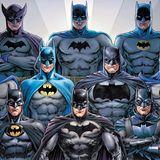 Nicola Scott Detective Comics 1000