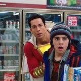 Shazam! Zachary Levi and Jack Dylan Grazer