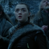 Game of Thrones Season 8 Maisie Williams Arya Stark