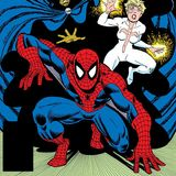 spider-man comic cover by Alex Saviuk