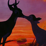 Bambi and mother via Disney website 2019