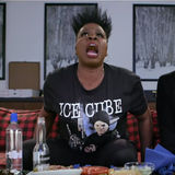 Leslie Jones and Seth Meyers Game of Thrones