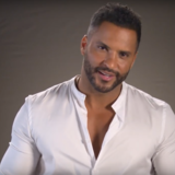 Ricky Whittle from American Gods