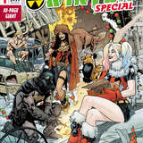 DC Nuclear Winter Special #1 Cover