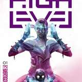 High Level #1 Variant Cover