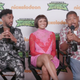The voice cast of Rise of the Teenage Mutant Ninja Turtles