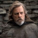 Star Wars Last Jedi Luke Skywalker