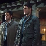 Supernatural, Sam, Dean and Castiel