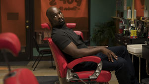 Luke Cage barber