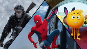 July Movie Preview - Spider-Man! Planet of the Apes! Emojis!