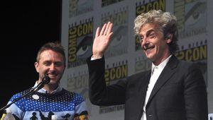 Doctor Who Comic-Con panel peter capaldi