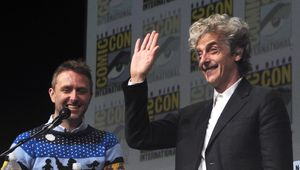 Doctor Who Comic-Con panel peter capaldi