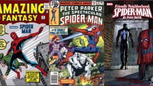 Peter David Spider-Man